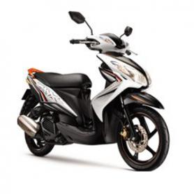 Yamaha Luvias 125cc