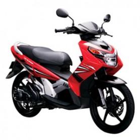 Yamaha nouvo 3